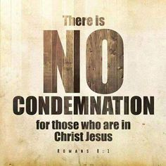 Romans 8.1a