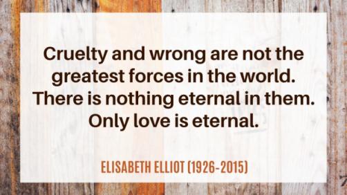 Elisabeth Elliot 1