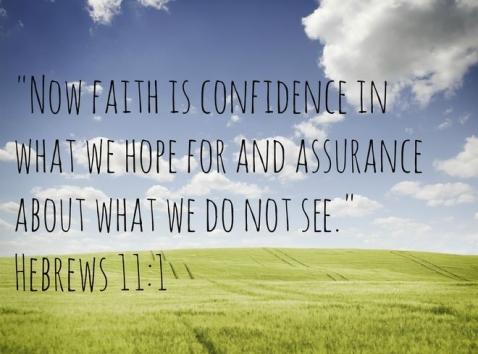 Hebrews 11.1c