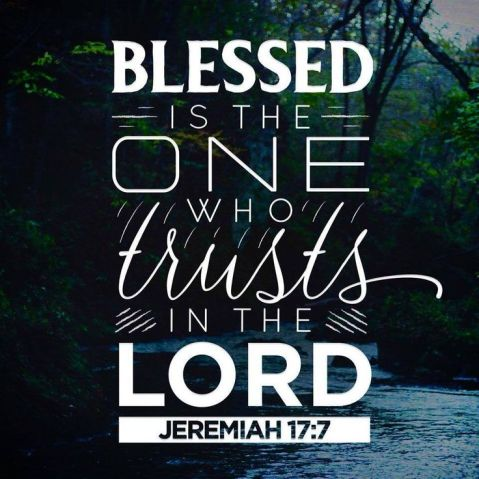 Jeremiah 17.7a