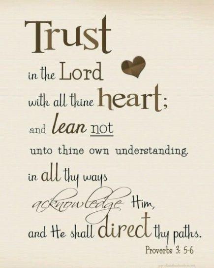 Proverbs 3.5-7