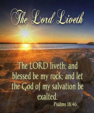 Psalm 18.46