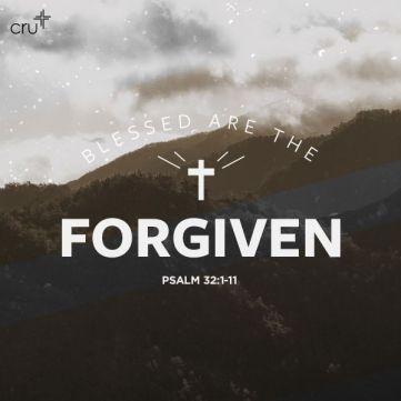 Psalm 32.1a