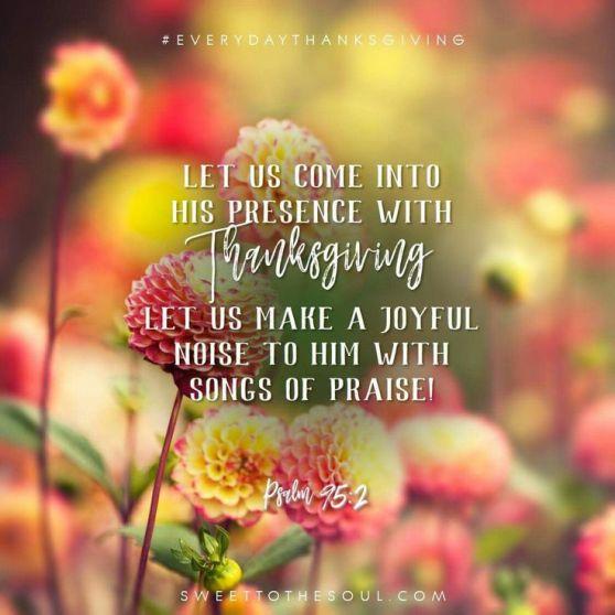 Psalm 95.2