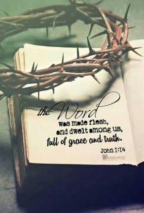 John 1.14a