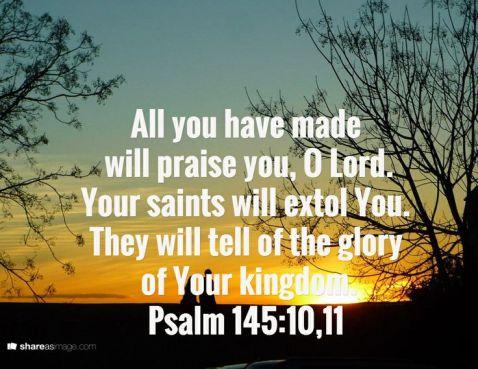 Psalm 145.10