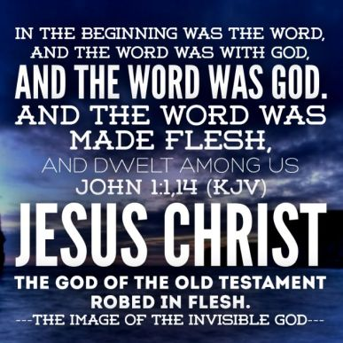 The Word made flesh 2
