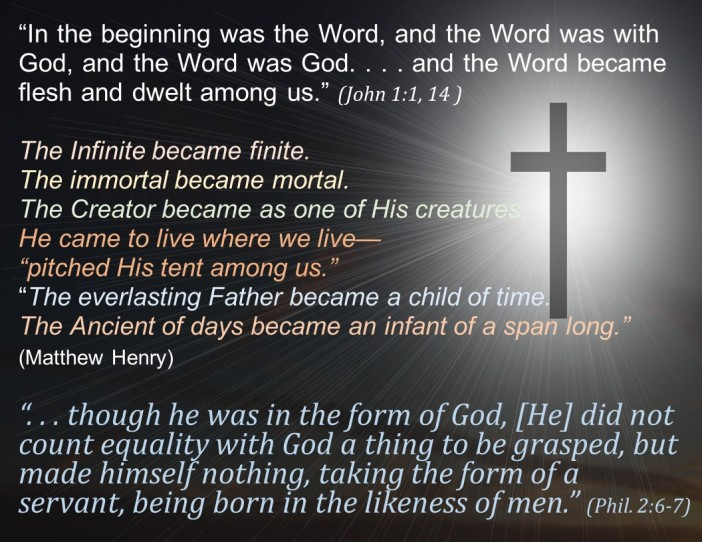 The Word made flesh 8