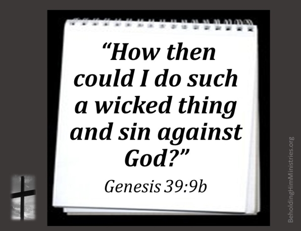 Genesis 39.9b
